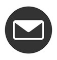 o2021-06-12envelope simple flat icon mail support vector image