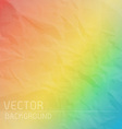 Abstract Wrinkled Gradient Background vector image vector image
