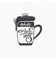 Beer Fest - vintage typography emblem Grunge vector image vector image
