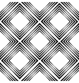 Repeating geometric tiles with squares vector image