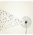 Dandelion9 vector | Price: 1 Credit (USD $1)