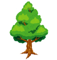 Large tree vector image