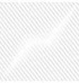 white background with gray white stripes vector image vector image