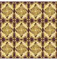 floral pattern in Eastern style vector image vector image