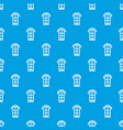 semicircular window frame pattern seamless vector image vector image