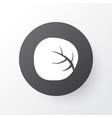 white cabbage icon symbol premium quality vector image