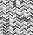 Black and White Zig Zag Abstract Background vector image vector image