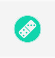 dominoes icon sign symbol vector image vector image