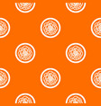 asian noodles pattern seamless vector image vector image