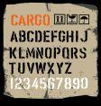 Cargo font