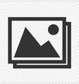 image icon vector image
