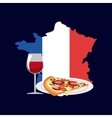 france country design vector image vector image