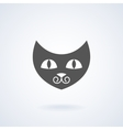 Cat icon vector image vector image