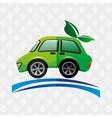 eco car design vector image