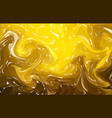 fluid colorful shapes background yellow light