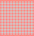 seamless pattern red tartan industry traditional vector image