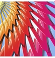 Abstract colorful background Modern design pattern vector image