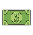 money icon image vector image vector image