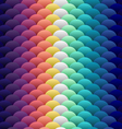 Rainbow blobs seamless