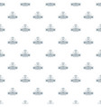 smart technology pattern seamless vector image vector image