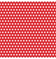 Abstract geometric retro pattern seamless Polka vector image vector image