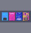 abstract modern futuristic creative purple vector image vector image
