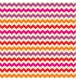 Zig zag tile wallpaper background vector image vector image