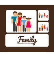family album vector image vector image