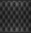 premium dark fabric texture background vector image