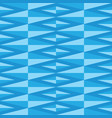 blue background triangle shapes abstract vector image vector image