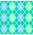 retro argile pattern vector image