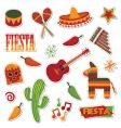 Mexican stickers vector | Price: 1 Credit (USD $1)