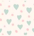 seamless pattern vintage background vector image vector image