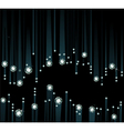 Diamond Background vector image vector image