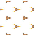 fire bellows pattern flat vector image vector image