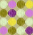 polka dot vector image