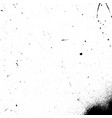 distress grainy texture vector image vector image
