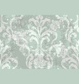 floral texture pattern floral ornament vector image vector image