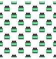 protein pattern seamless vector image vector image