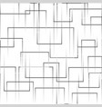 squares abstract white and grey background eps 10 vector image vector image