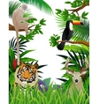 Wild animal vector | Price: 3 Credits (USD $3)
