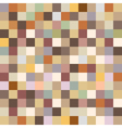 Retro Seamless Pattern in Pixel style vector image