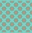 year geometric holiday seamless vector image