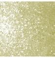 Elegant golden mosaic EPS 8 vector image