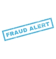 Fraud Alert Rubber Stamp vector image vector image
