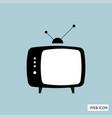 tv icon tv icon eps10 tv icon tv icon eps tv vector image