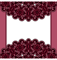 Velvet background vector image
