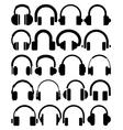Headphone icons