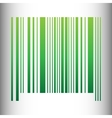 Bar code icon vector image vector image