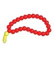 beads icon cartoon style